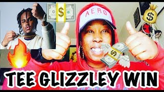 TEE GRIZZLEY WIN | REACTION 👀