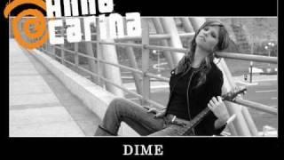 anna carina - dime (subtitulado HD)