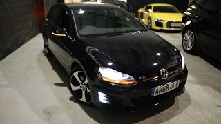 2017 Volkswagen Golf GTI - In Depth Review Interior Exterior, Startup Engine