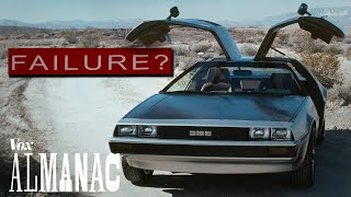 The DeLorean paradox: how it failed and became a legend thumbnail