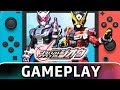 Kamen Rider: Climax Scramble First 40 Minutes On Switch