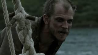 Викинги. Пробный заплыв Рагнара и Флоки
