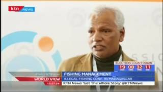 Irresponsible fishing practices discussed at the Fishing conference in Madagascar