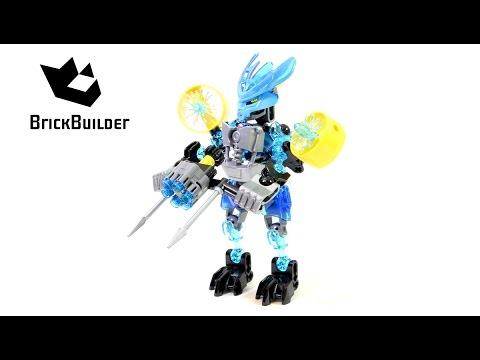 Vidéo LEGO Bionicle 70780 : Protecteur de l'Eau