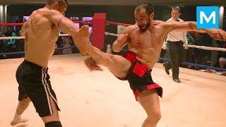 Real Boyka Stuntman - Tim Man | Muscle Madness