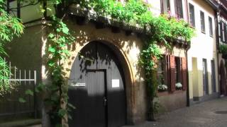 preview picture of video 'Pfalz - Neustadt an der Weinstraße - Hambacher Schloß'