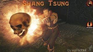 Shang Tsung Skyrim Mod