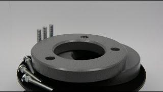 Проставки опор передних стоек Mercedes-Benz алюминиевые 20мм (11-15-010M20)