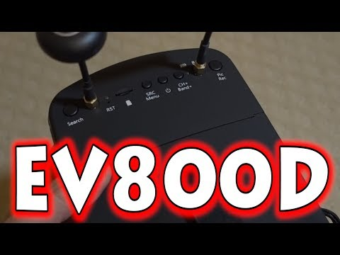 Eachine EV800D FPV Goggle Review