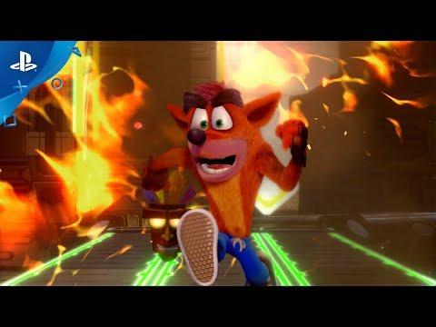 Trailer de Crash Bandicoot N. Sane Trilogy