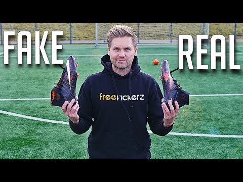 FAKE vs REAL: Nike Mercurial Superfly CR7 IV – Test & Review