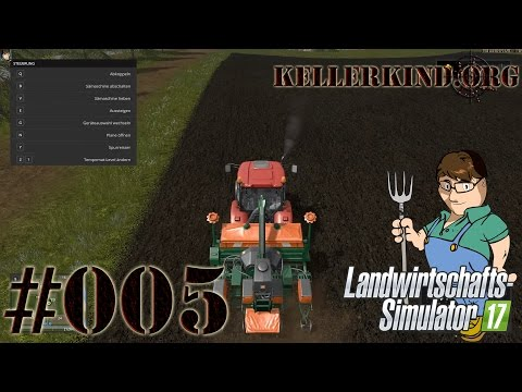 Landwirtschafts-Simulator 17 #005 - Mehr Aufträge ★ EmKa plays Farming Simulator 17 [HD|60FPS]