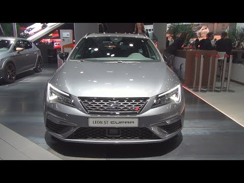 2017 2018 seat leon cupra st perfomance pack - test drive review ...