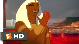 The Prince of Egypt (1998) - The River of Blood Scene (5/10) | Movieclips