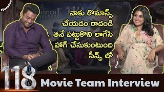 Kalyan Ram about Shalini Pandey and Nivetha Thomas