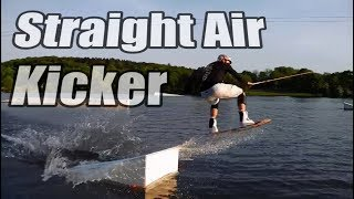 #11 Cablepark Wakeboard Begginer – Straight air tutorial