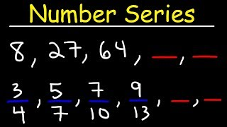 Number Series Reasoning Tricks - The Easy Way!