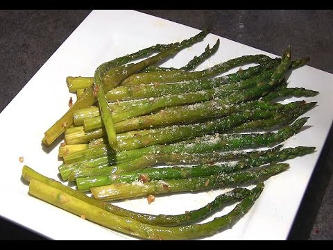 How To Cook Asparagus In A Skillet: Sauteed Asparagus Recipe