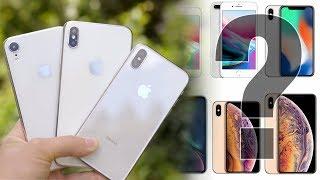 Welches iPhone kaufen? - iPhone Xs, Xs Max, Xr, X, 8, oder 7?? - KAUFBERATUNG