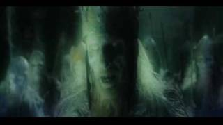 Lord of the Rings - Aragorn Summons Army of the Dead with Andúril