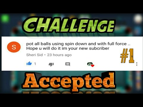 8 Ball Pool Most Dangerous Challenge Ever in History Of Pool