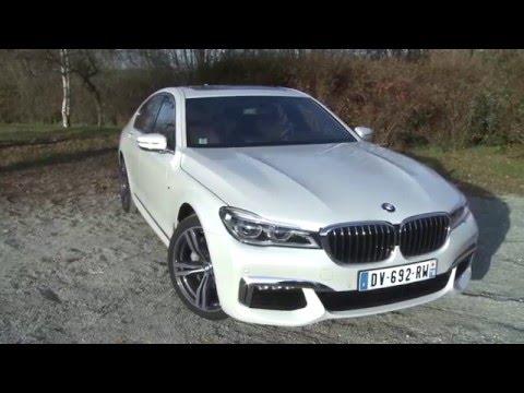 BMW Série 7 730dA xDrive 265ch M Sport Euro6c