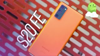 Samsung Galaxy S20 FE review: Samsung's flagship killer!