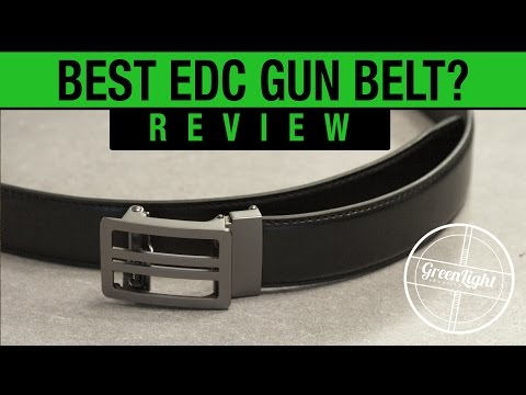 Best Everyday Carry Gun Belt – Trakline Gun Belt Review – Part 1