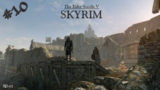 [18+] The Elder Scroll V - Skyrim (Прохождение) #10 (Путь в Чёрный Предел)