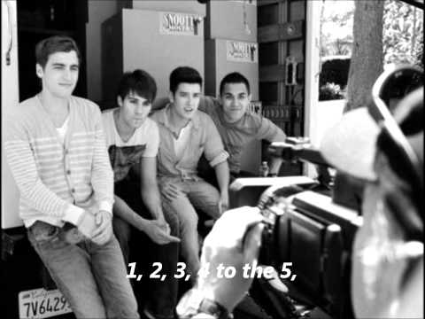 Count on you-Big Time Rush feat. Jordin Sparks