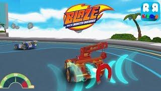 Blaze and the Monster Machines - Blaze Build Track Vellocity