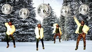 Colin - Christmas Disco (Non-Stop Mix)(Official Audio Video)