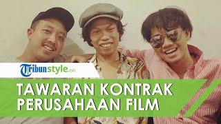 Warkopi Resmi Bubar, Alfin, Dimas, dan Asep Justru Mendapat Pekerjaan dari Sebuah Perusahaan Film