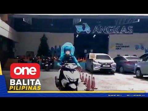 [News5]  Paghahanda para sa pagbabalik-biyahe ng mga motorcycle taxi