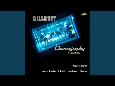 String Quartet: I. Introductory movement