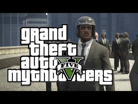 GTA V Mythbusters Found The Most Hilarious GTA V Glitch Ever