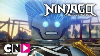 Ниндзяго | Ниндзя в бегах | Cartoon Network