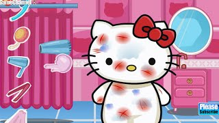 Play hello kitty puzzle Game, hello kitty puzzle Games
