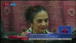 KTN Prime Full Bulletin with Sophia Wanuna November 23rd 2016
