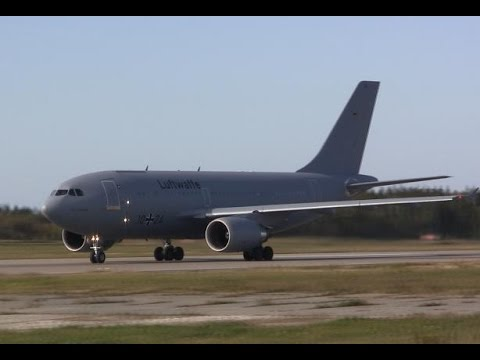 Airbus A310 MRTT смотреть онлайн видео в отличном качестве и