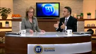 BT Vancouver Jody Talks With Dr Haneef Alibhai about Rosacea