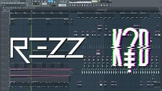 REZZ x kd  - Fourth Impact [Remake + FLP]