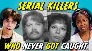 Teens React To Serial Killers Who Were Never Caught