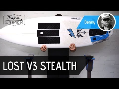 Lost V3 Stealth Surfboard Review | Compare Surfboards