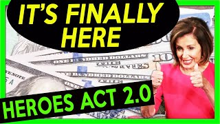 BREAKING NEWS: NEW STIMULUS BILL IS HERE + UNEMPLOYMENT Money + How to Avoid Taxes Like Trump
