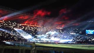 FLASHLIGHT  FINAL PIALA BHAYANGKARA 2016 PERSIB Vs Arema