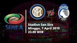 Video Live Streaming dan Jadwal Laga Inter Milan vs Atalanta di HP Via MAXStream beIN Sport