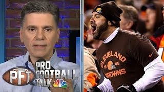 PFT Draft: Fan bases that deserve Playoff win | Pro Football Talk | NBC Sports