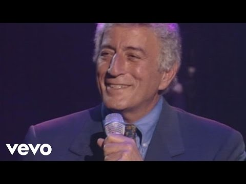 Tony Bennett - I Left My Heart in San Francisco (from MTV Unplugged)