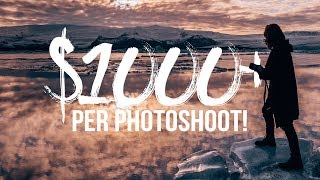 How to MAKE $1000+ per photoshoot! - Photographer TIPS